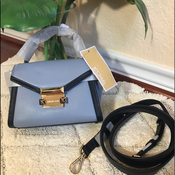 0a4aaa7b2f9c Michael Kors Whitney Mini Messenger Crossbody